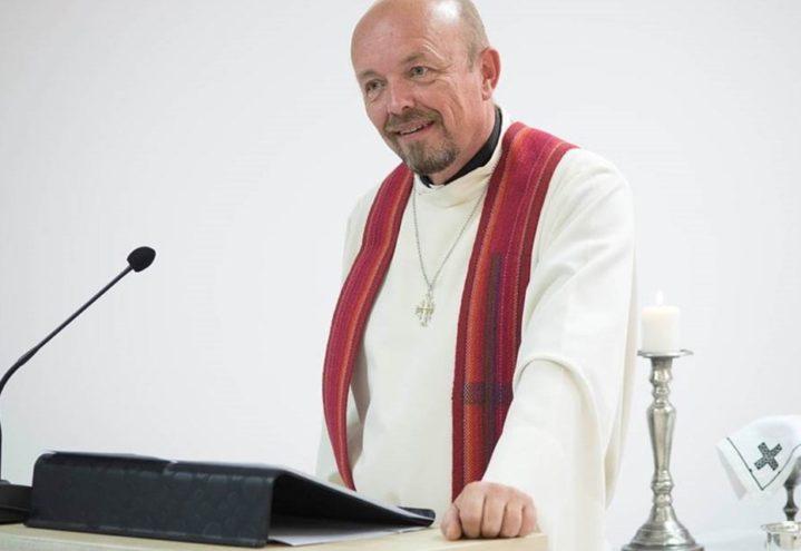 Ny pastor fra 1. oktober