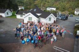 Menighetstur til Solstrand camping