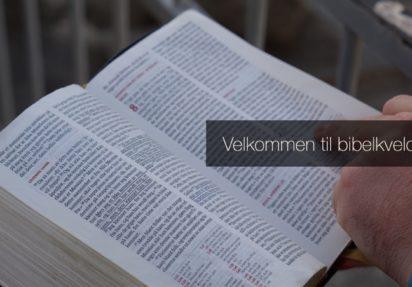 Bibelkvelder høsten 2021